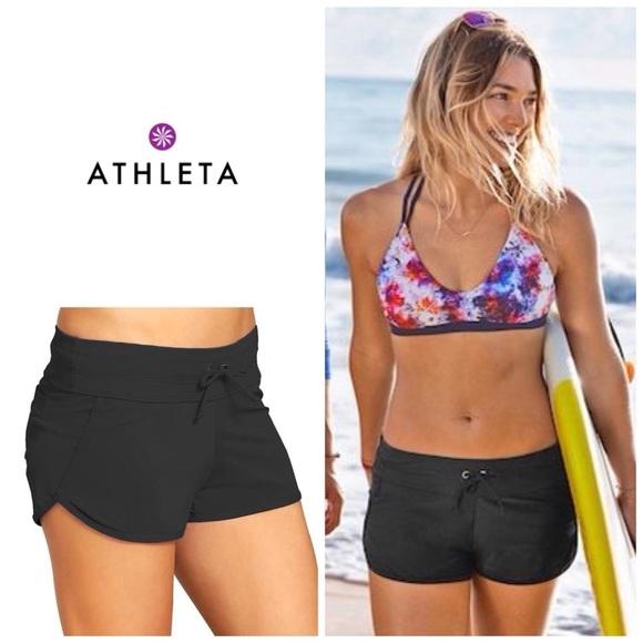 56ae963eee Athleta Shorts   Kata Swim Short   Poshmark
